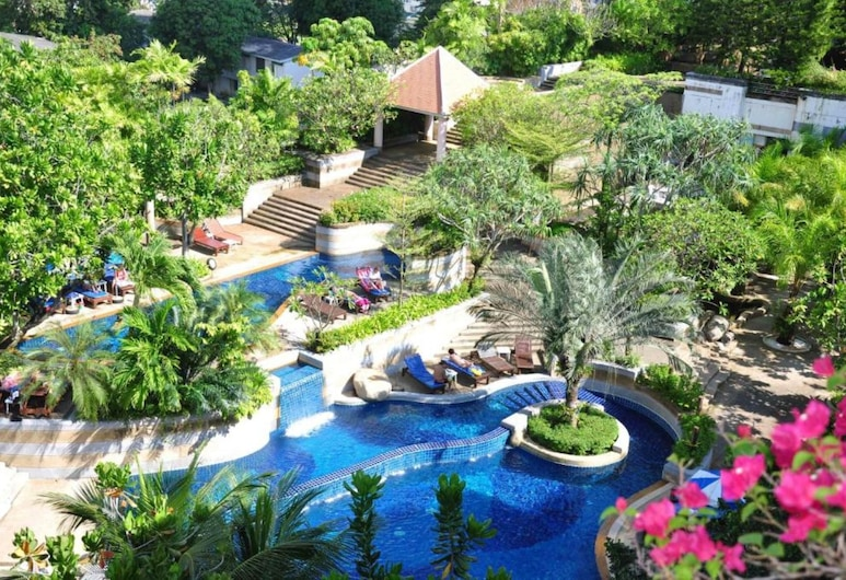The Royal Paradise Hotel & Spa, Patong, Outdoor Pool