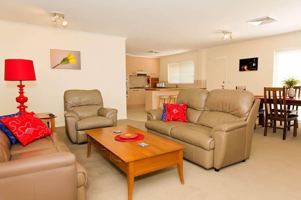 Exclusive-Apartment, 2Schlafzimmer, Küche - Wohnbereich