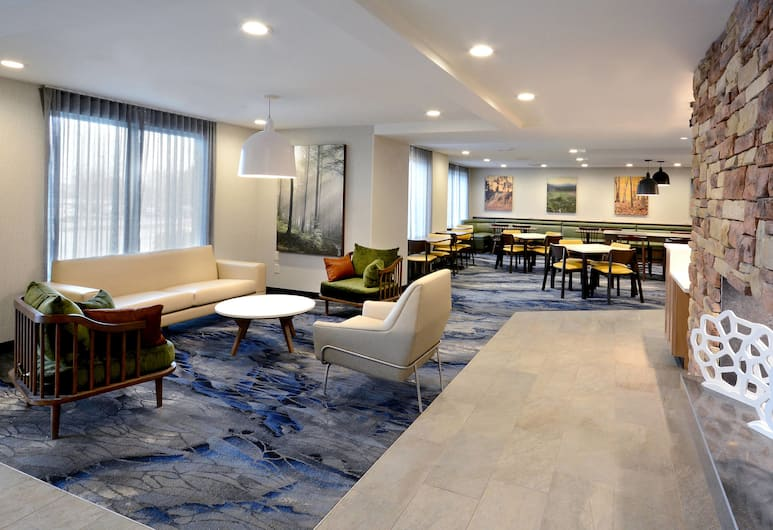 แฟร์ฟิลด์อินน์ บายแมริออท สนามบินกรีนส์โบโร, กรีนส์โบโร, การตกแต่งภายในโรงแรม