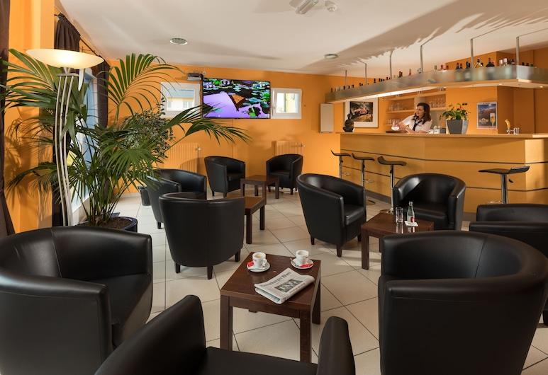 Hotel Stand'Inn, Mondercange, Lounge no Hotel