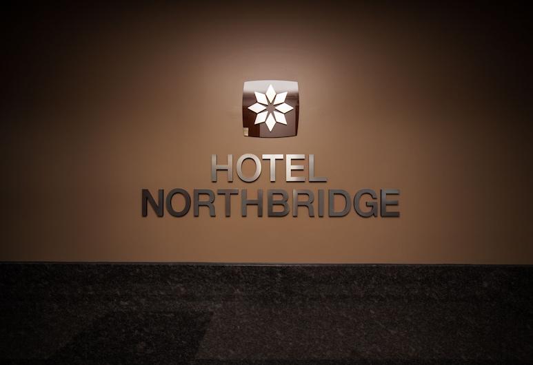 Hotel Northbridge, Perth, Entrée de l'hôtel