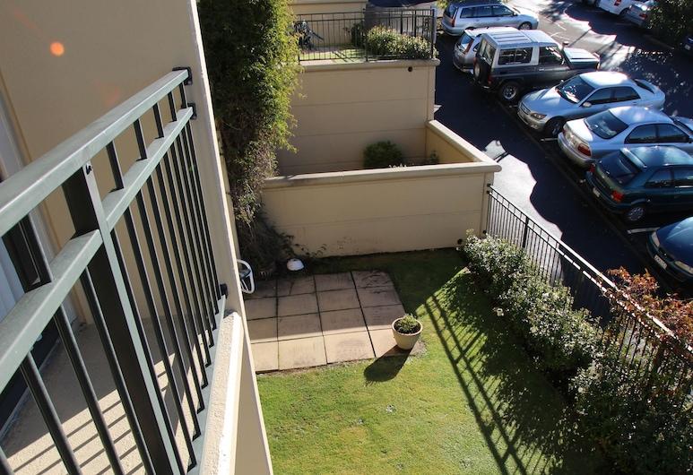 Motel on York, Dunedin, Superior Studio, Kitchenette, Terrace/Patio