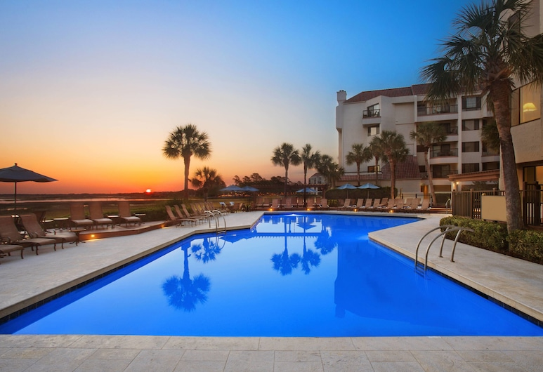 Marriott's Harbour Point and Sunset Pointe at Shelter Cove, Hilton Head Island, Zimmer