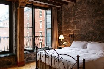 Fotografia hotela (Auberge du Vieux-Port) v meste Montreal