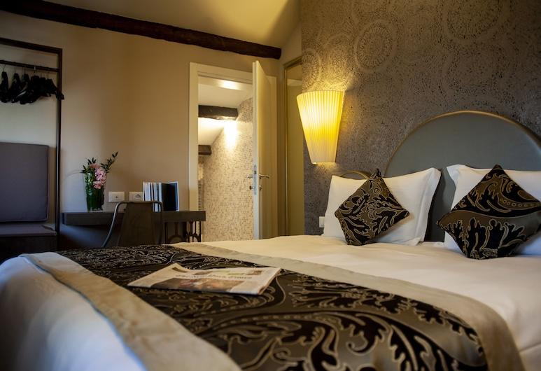 Alle Guglie Boutique Hotel, Venezia, Camera con letto matrimoniale o 2 letti singoli, 1 camera da letto, Camera