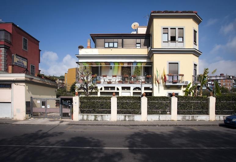 Hotel Villa Medici, Napels
