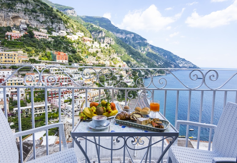 Hotel Reginella Positano, Positano, Apartment, 3 Bedrooms, Sea View, Balcony