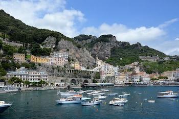 Selline näeb välja Hotel La Bussola, Amalfi