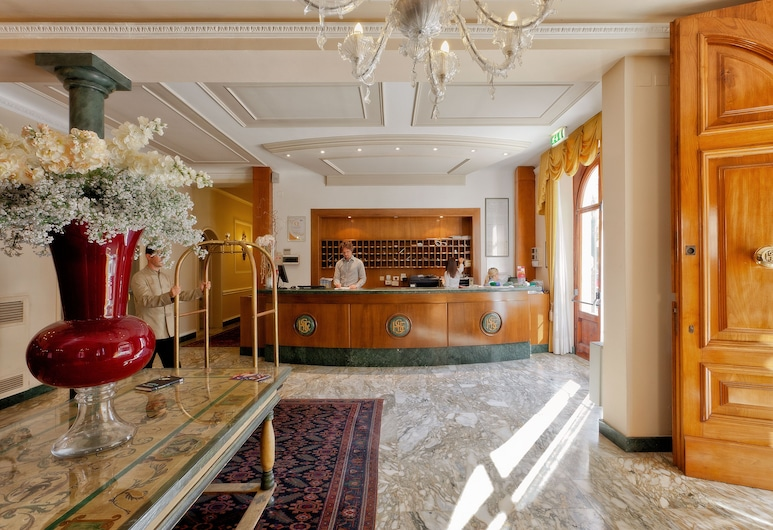 Ercolini E Savi, Montecatini Terme, Lobby
