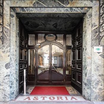 ภาพ โรงแรมกรีนคลาส แอสตอเรีย ใน ตูริน