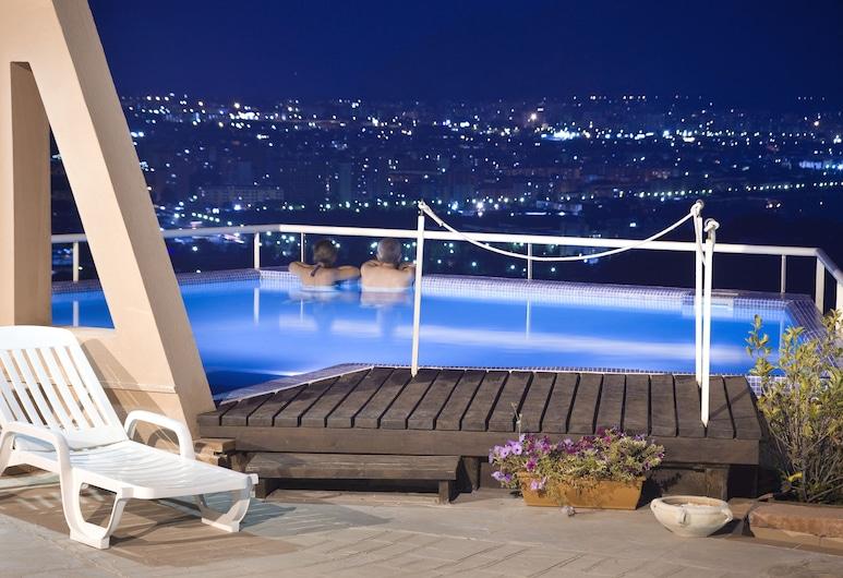 Hotel Bel 3, Палермо, Бассейн на крыше
