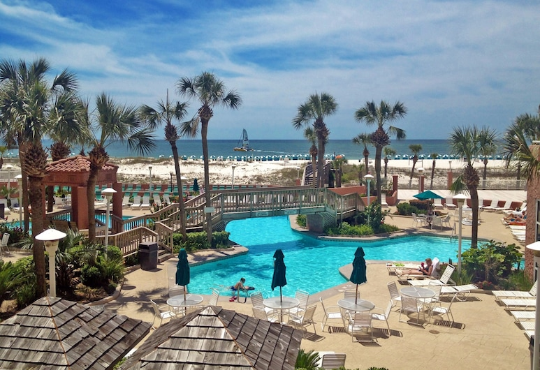 Perdido Beach Resort, Orange Beach, Outdoor Pool