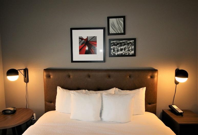 Schaumburg Suites, Schaumburg, Chambre Standard, 1 très grand lit, non-fumeurs, Chambre