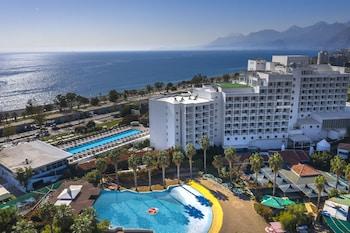 在安塔利亚的苏家酒店及水上乐园照片