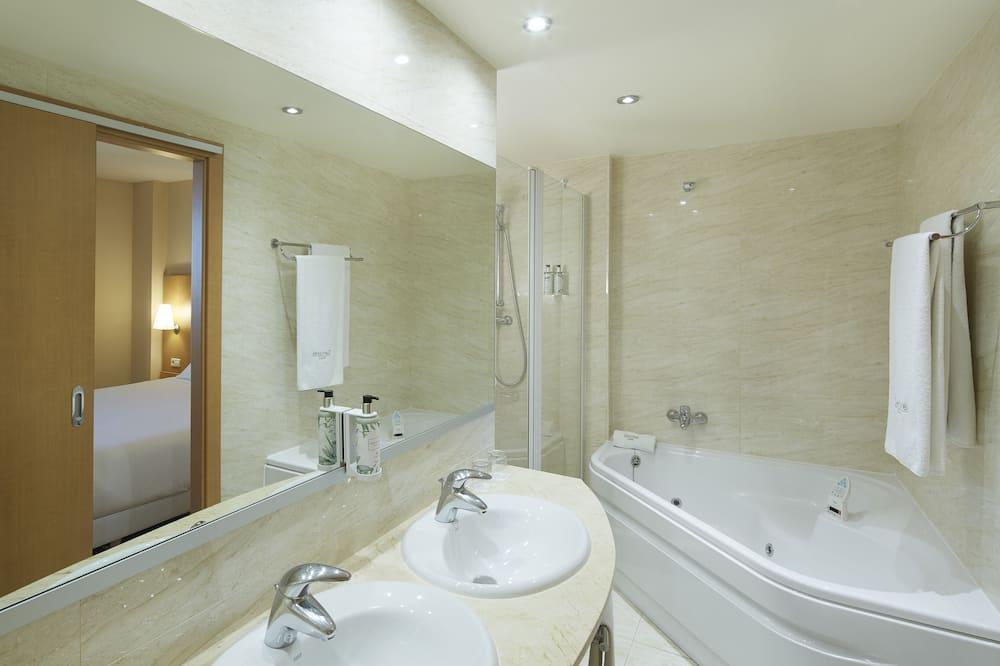Apartament typu Junior Suite (Single Use) - Łazienka