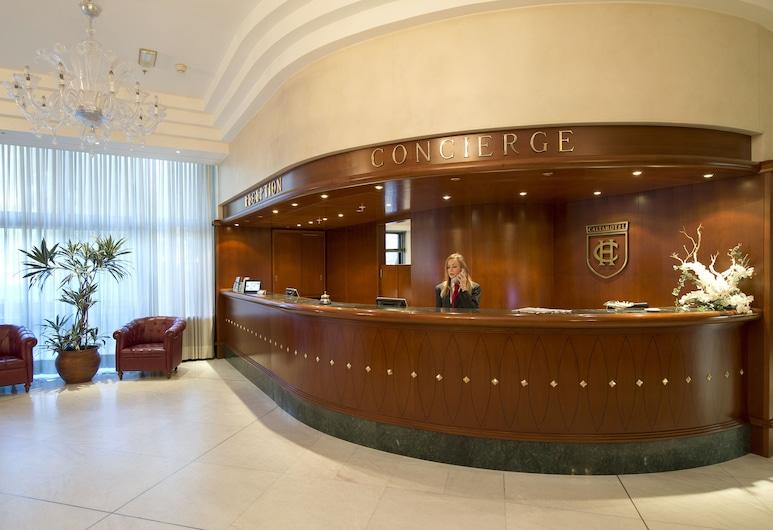 Grand Hotel Barone Di Sassj, Sesto San Giovanni, Reception