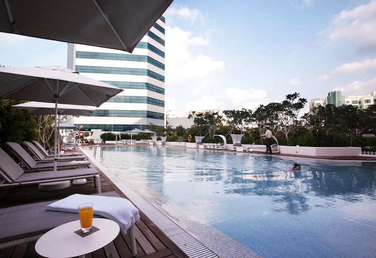 Fraser Suites Singapore, Singapore, Pool
