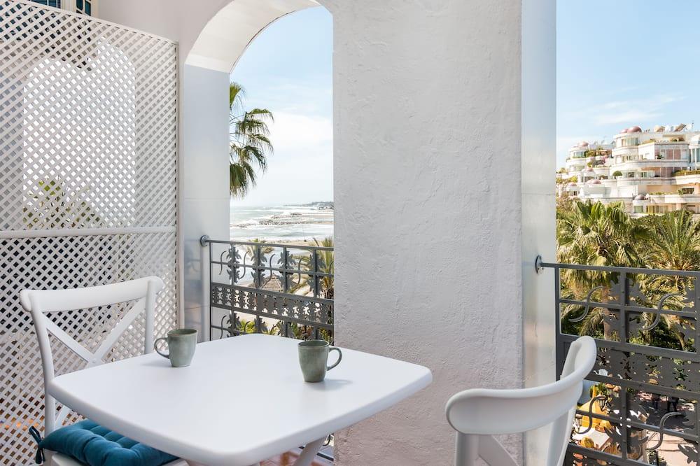 Double Room Single Use, Sea View - Balcony