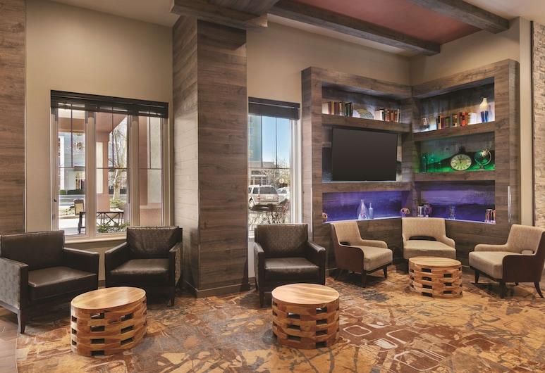 Country Inn & Suites by Radisson, Newark Airport, NJ, Елізабет, Фойє
