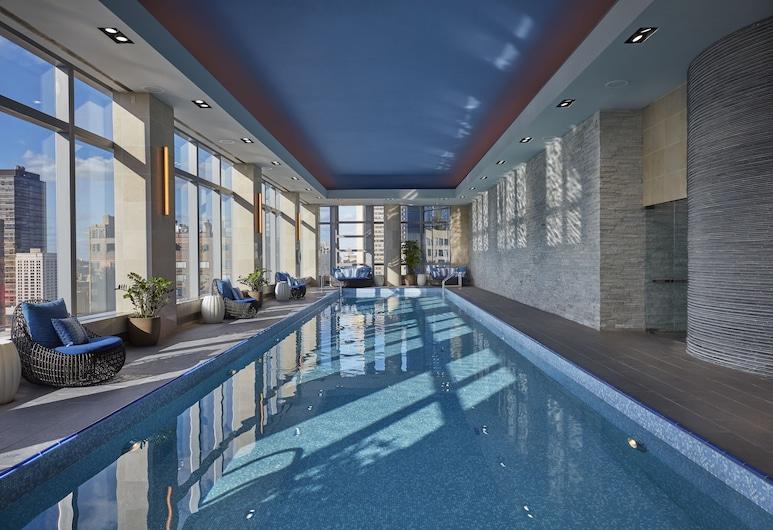 Mandarin Oriental, New York, New York, Pool