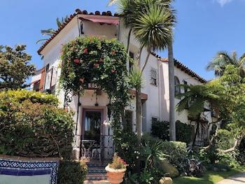 Fotografia do Villa Rosa Inn em Santa Barbara