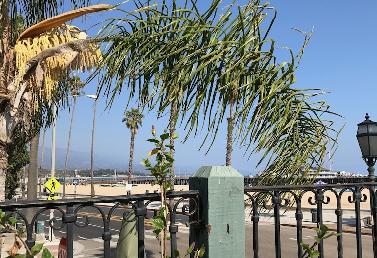 Ala Mar by the Sea, Santa Barbara, Property Grounds