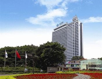 Foto van Baiyun Hotel Guangzhou in Guangzhou (Kanton)