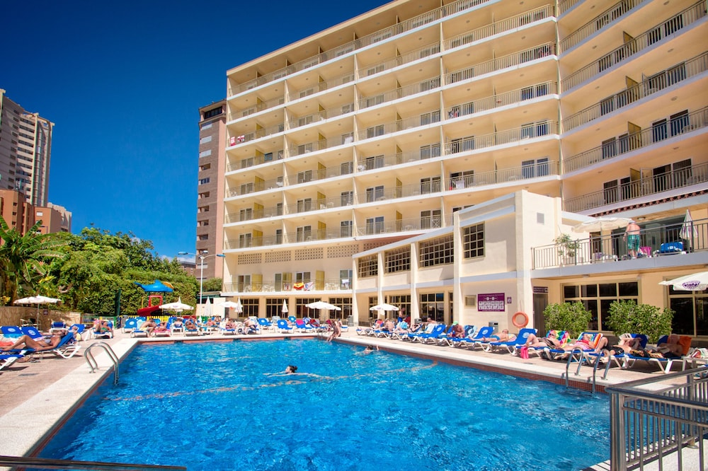 Hotel Servigroup Orange Benidorm Outdoor Pool