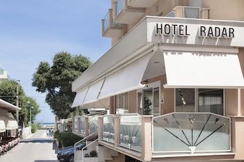 Gambar Hotel Radar di Rimini