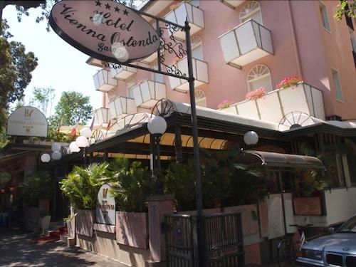 Hotel Vienna Ostenda, Rimini