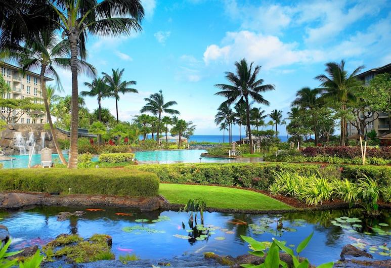 The Westin Ka'anapali Ocean Resort Villas, Lahaina, Buitenkant