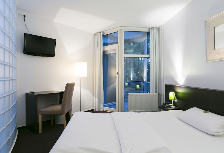 Wald & Golfhotel Lottental, Bochum, Single Room, Guest Room View