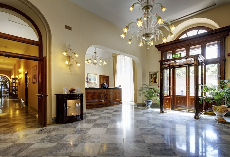 Hotel Excelsior Palace Palermo , Palermo, Lobby