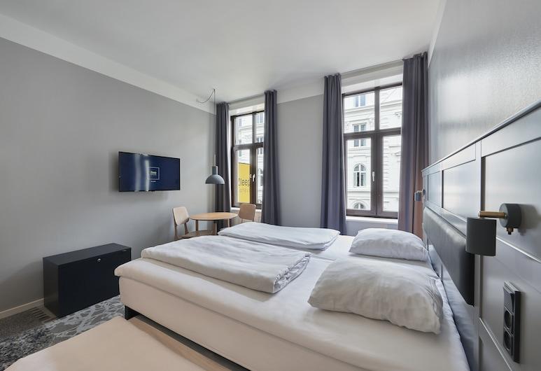 Zleep Hotel Copenhagen City, Κοπεγχάγη, Standard Τρίκλινο Δωμάτιο, Δωμάτιο επισκεπτών