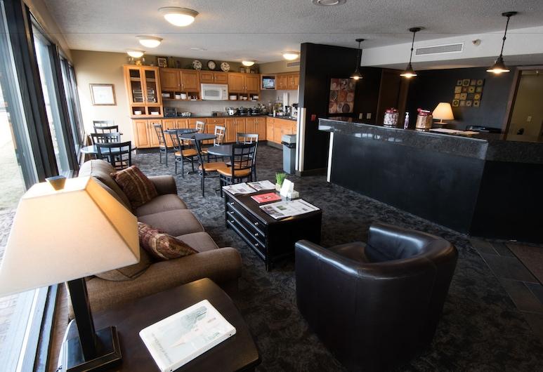 Western Inn, Council Bluffs, Hall