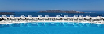 Foto di Xenones Filotera a Santorini