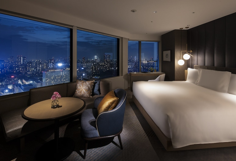 The Strings by InterContinental Tokyo, Tokyo, Intercontinental, Club Room, 1 Double Bed, Non Smoking, View, Guest Room