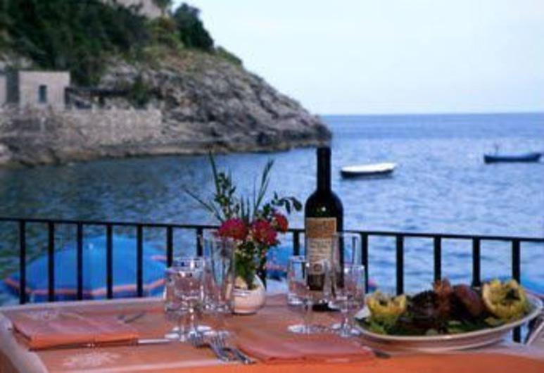 Hotel La Certosa, Massa Lubrense, Double Room, Terrace, Sea View, Balcony