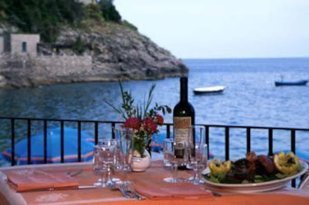 Double Room, Terrace, Sea View - Balcony