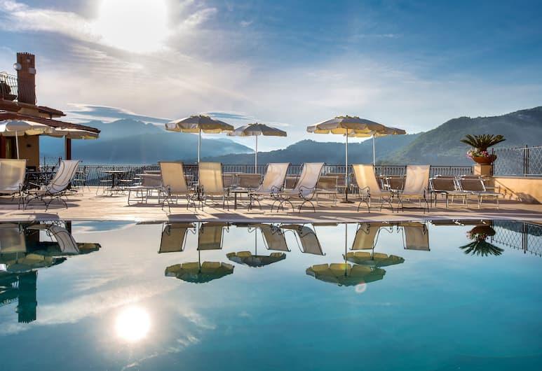 La Vue D'Or, Sorrento, Outdoor Pool