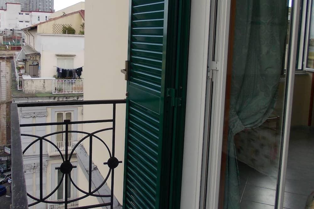 Standard-Dreibettzimmer - Balkon