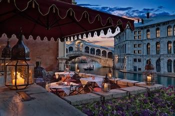 Foto av Hotel Al Ponte Antico i Venedig