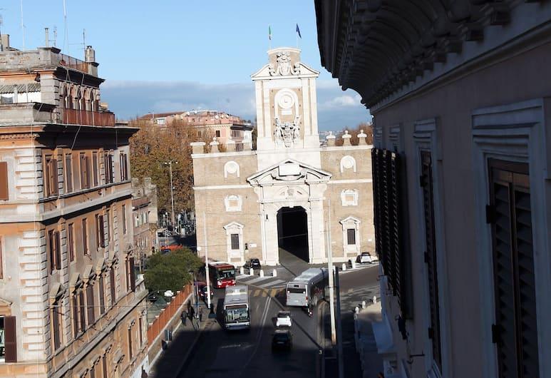 Hotel Baltico, Rom, Utsikt från hotellet
