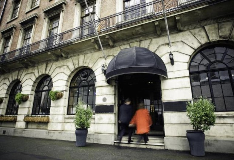 The Wellesley Boutique Hotel, Wellington, Wejście do hotelu