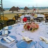 Zona para banquetes (exterior)