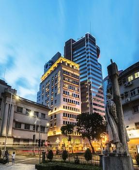 マカオ、メトロポール ホテルの写真