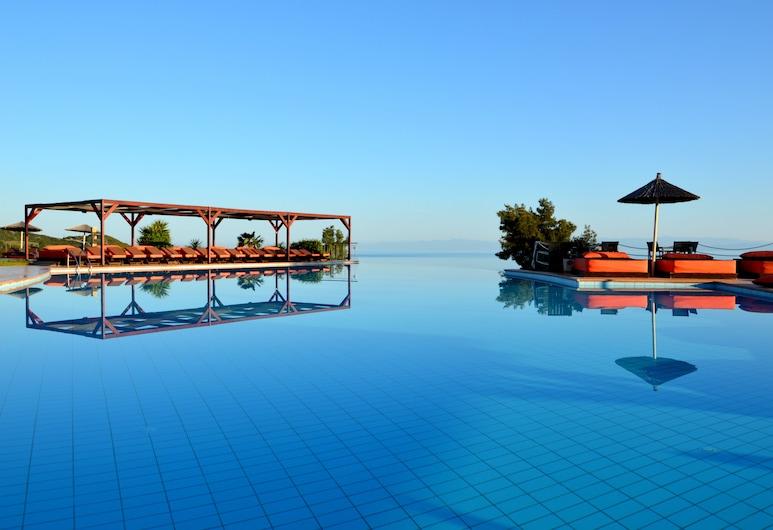 Arion Palace Hotel - Μόνο για ενήλικες 16+, Κασσάνδρα, Πισίνα