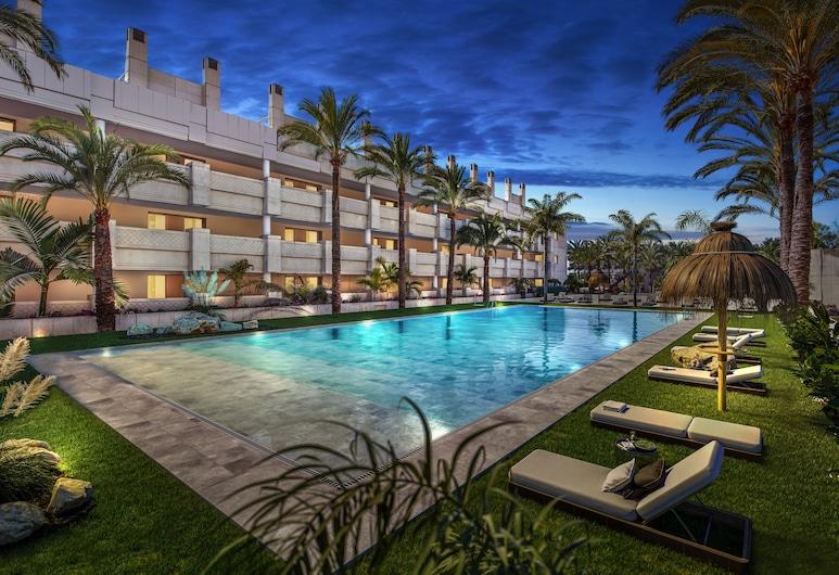 Alanda Hotel Marbella, Marbella, Buitenzwembad