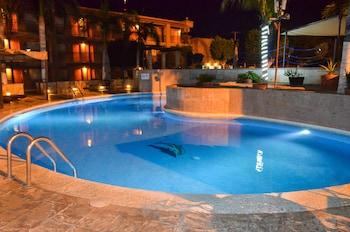 Hermosillo bölgesindeki Hotel Colonial Hermosillo resmi