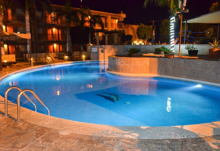Hotel Colonial Hermosillo, Hermosillo, Outdoor Pool